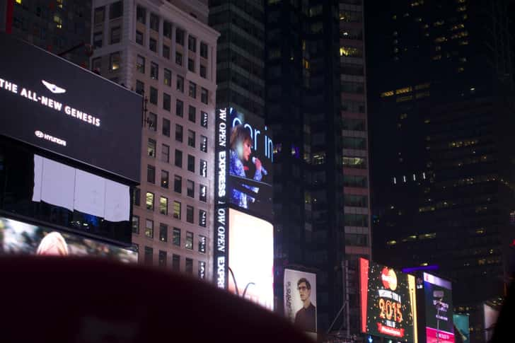 Ny timessquare countdown pictures 28
