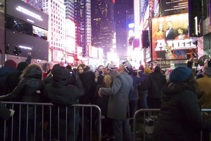 Ny timessquare countdown pictures 34
