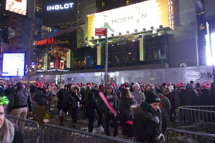 Ny timessquare countdown pictures 36