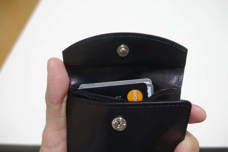 Cartolare flat wallet 14