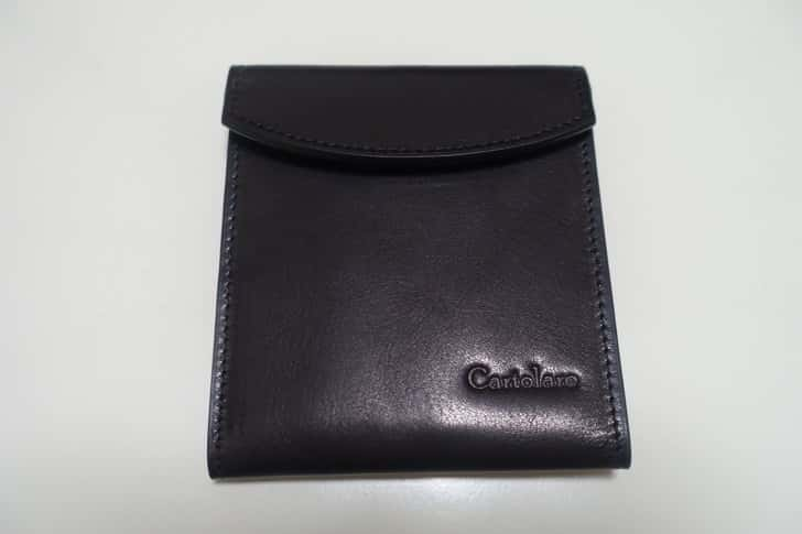 Cartolare flat wallet 3