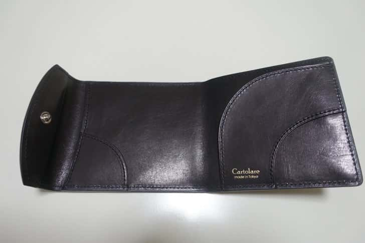 Cartolare flat wallet 6