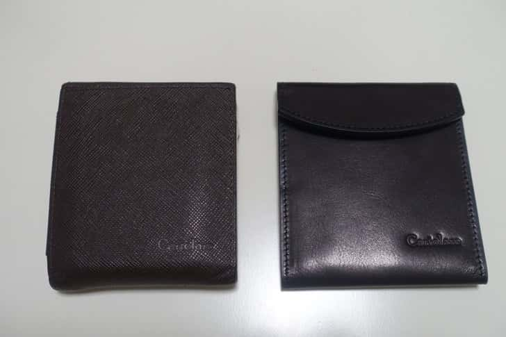 Cartolare flat wallet 8