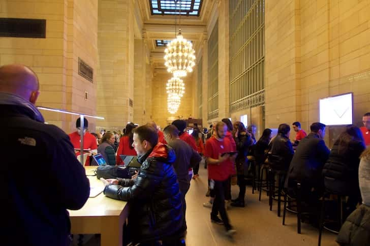Grand central station apple store 12
