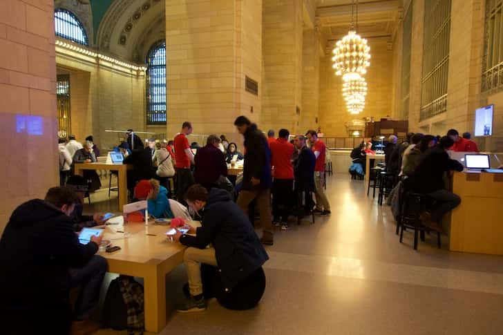 Grand central station apple store 15