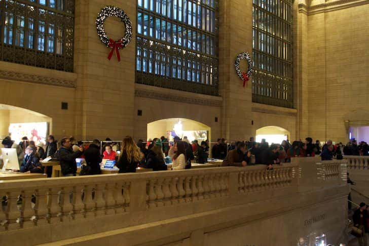 Grand central station apple store 16