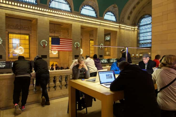 Grand central station apple store 17