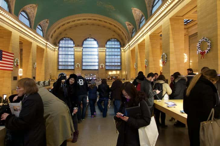 Grand central station apple store 19