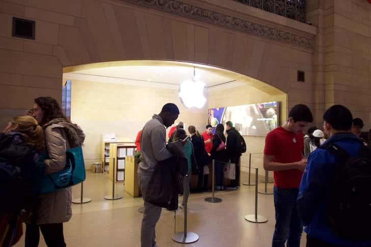 Grand central station apple store 7