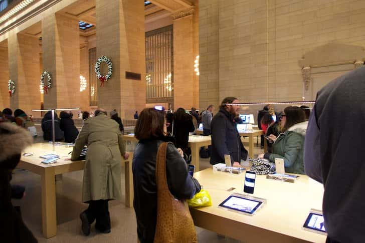 Grand central station apple store 8