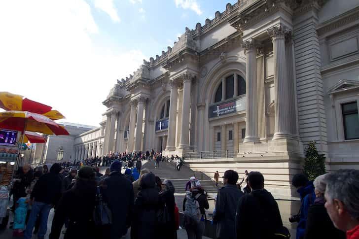 Metroporitan museum 1