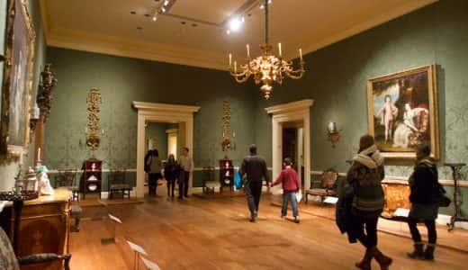 世界三大美術館の1つ・ニューヨークのメトロポリタン美術館は、世界の歴史と文化の違いを体感できる場所。