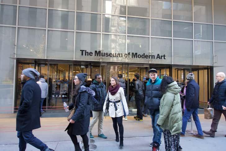 Museum of modern art moma 1