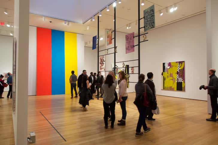 Museum of modern art moma 36