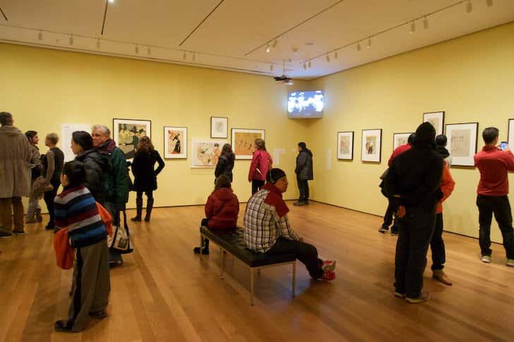 Museum of modern art moma 8