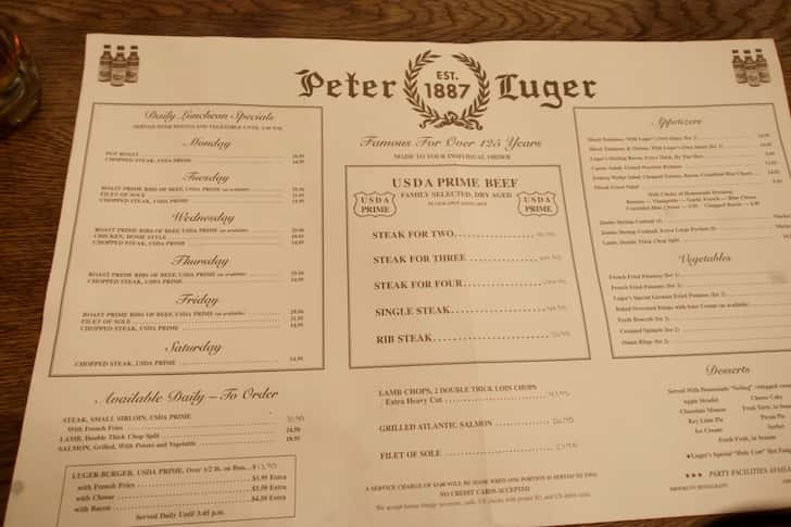 Peter rugar steakhouse 6