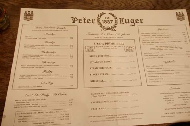Peter rugar steakhouse 6