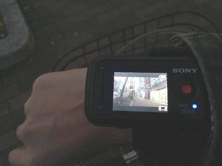 Sony actioncam hdr hs100v 18