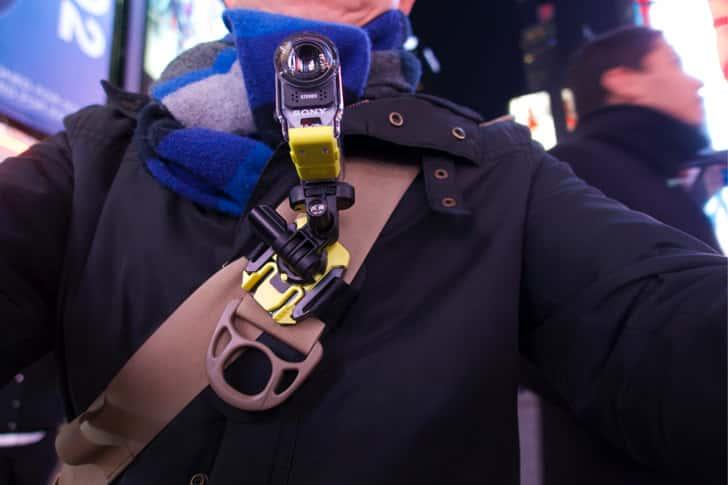 Sony actioncam hdr hs100v 20