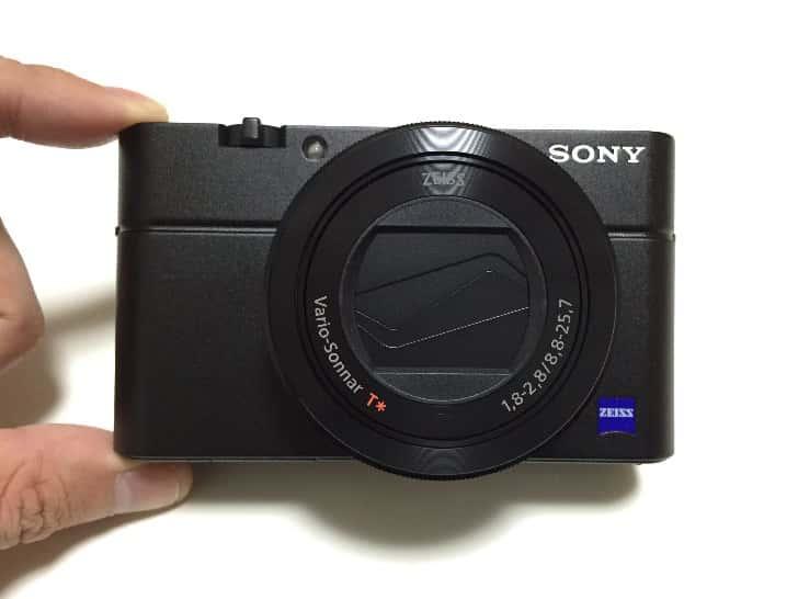 Sony rx100m3 3