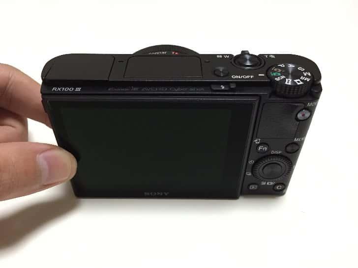 Sony rx100m3 4