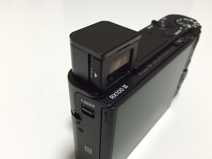 Sony rx100m3 7