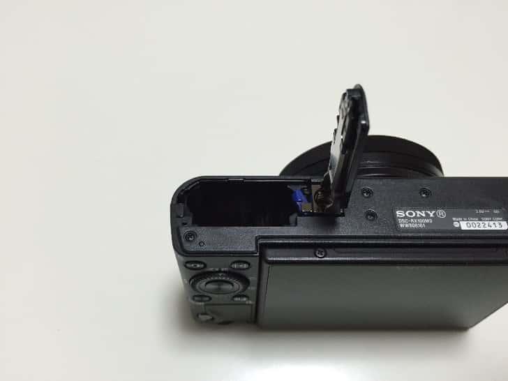 Sony rx100m3 8