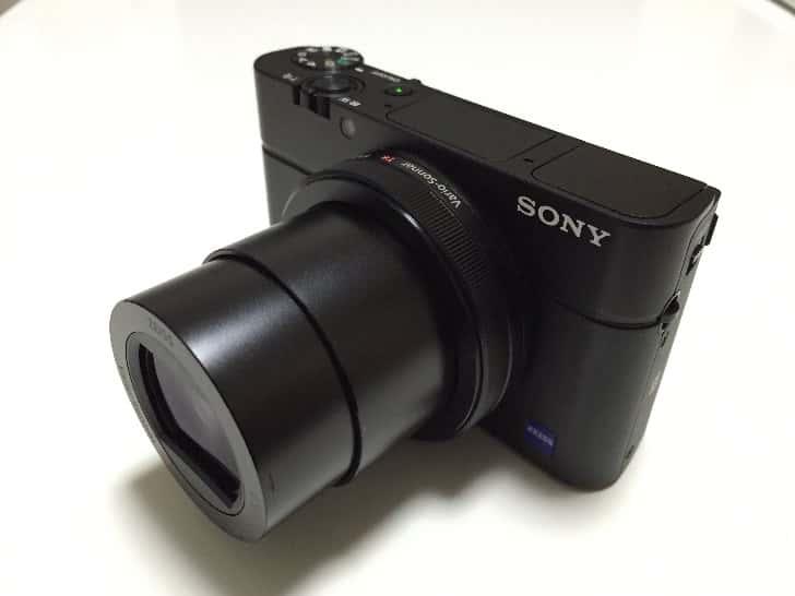 Sony rx100m3 9