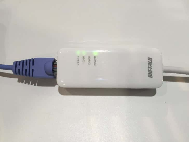 Buffalo lan adapter usb3 5