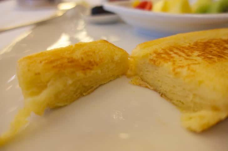 Hotel okura french toast 13
