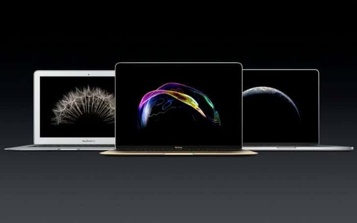 New macbook and air pro comparison title