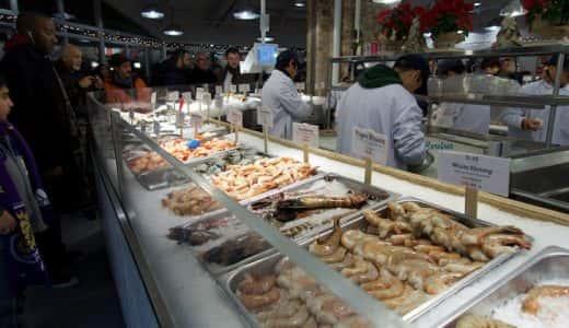 ニューヨーク・チェルシーマーケットは、美味しいものからお土産まで何でも揃う楽しい市場。観光にも超おすすめ!