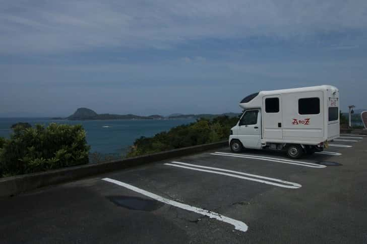 Important point to drive light camping car 2