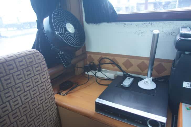 Light camping car equipment 15