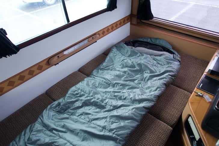 Light camping car equipment 23