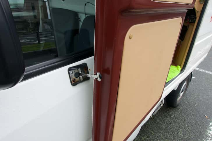 Light camping car equipment 5