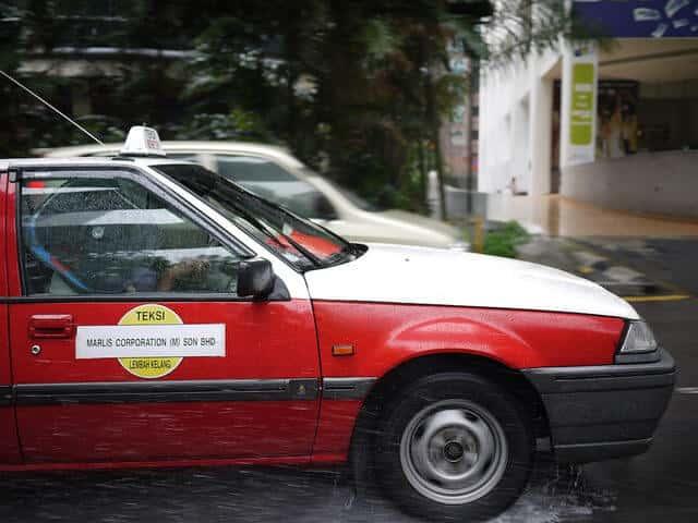 My teksi title