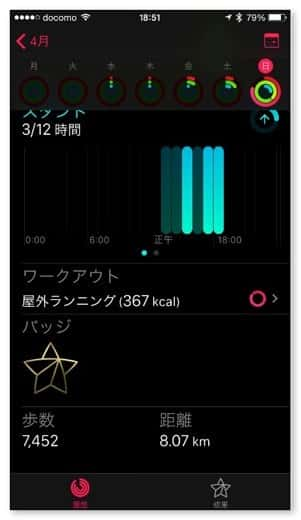 Running with apple watch 15