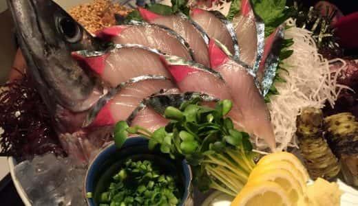 福岡・春吉の「鯖郎」で、厳選された長崎ハーブ鯖を心ゆくまで堪能。