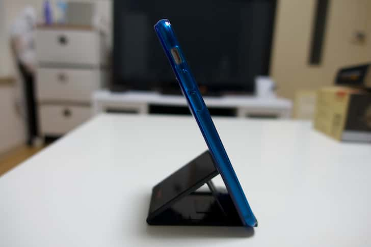 Card type smartphone stand 11