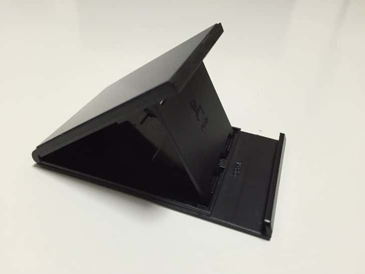 Card type smartphone stand 7