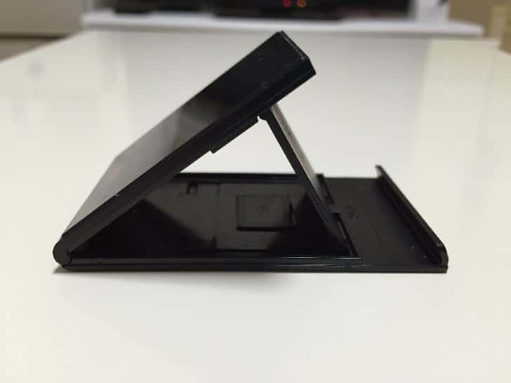 Card type smartphone stand 8