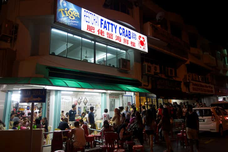 Fatty crab restaurant kuala lumpur 1