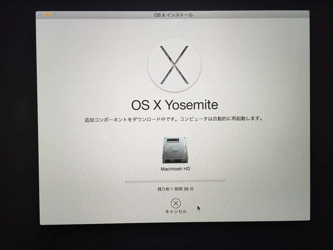 Mac clean re install 6