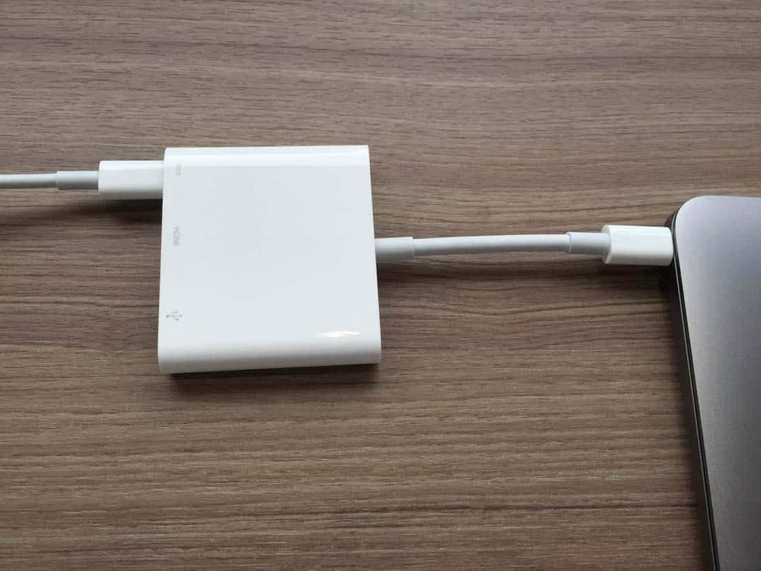 Macbook usb c multiport adapter 5