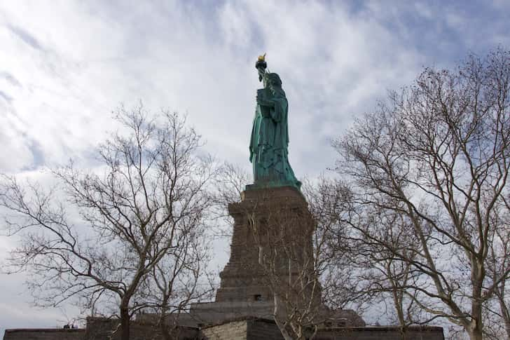 Statue of liberty 14
