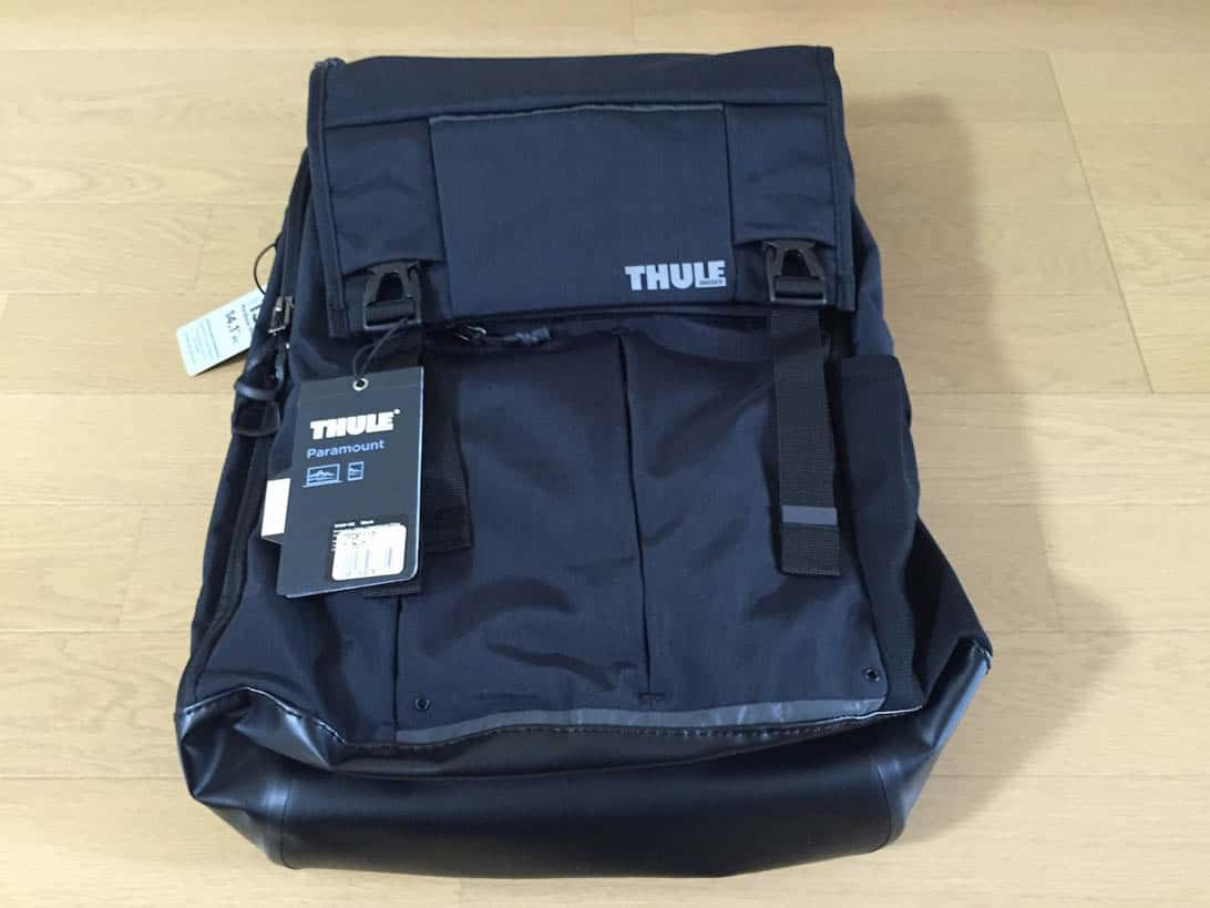 Thule backpack 1