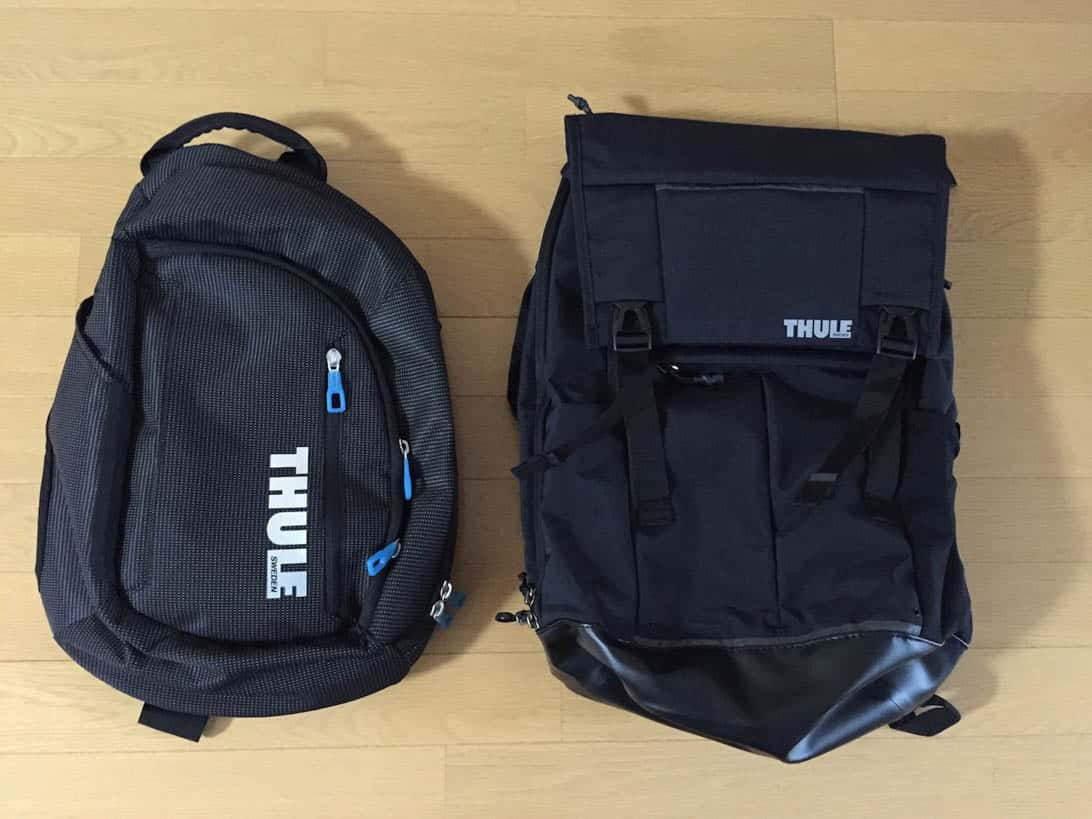 Thule backpack 15