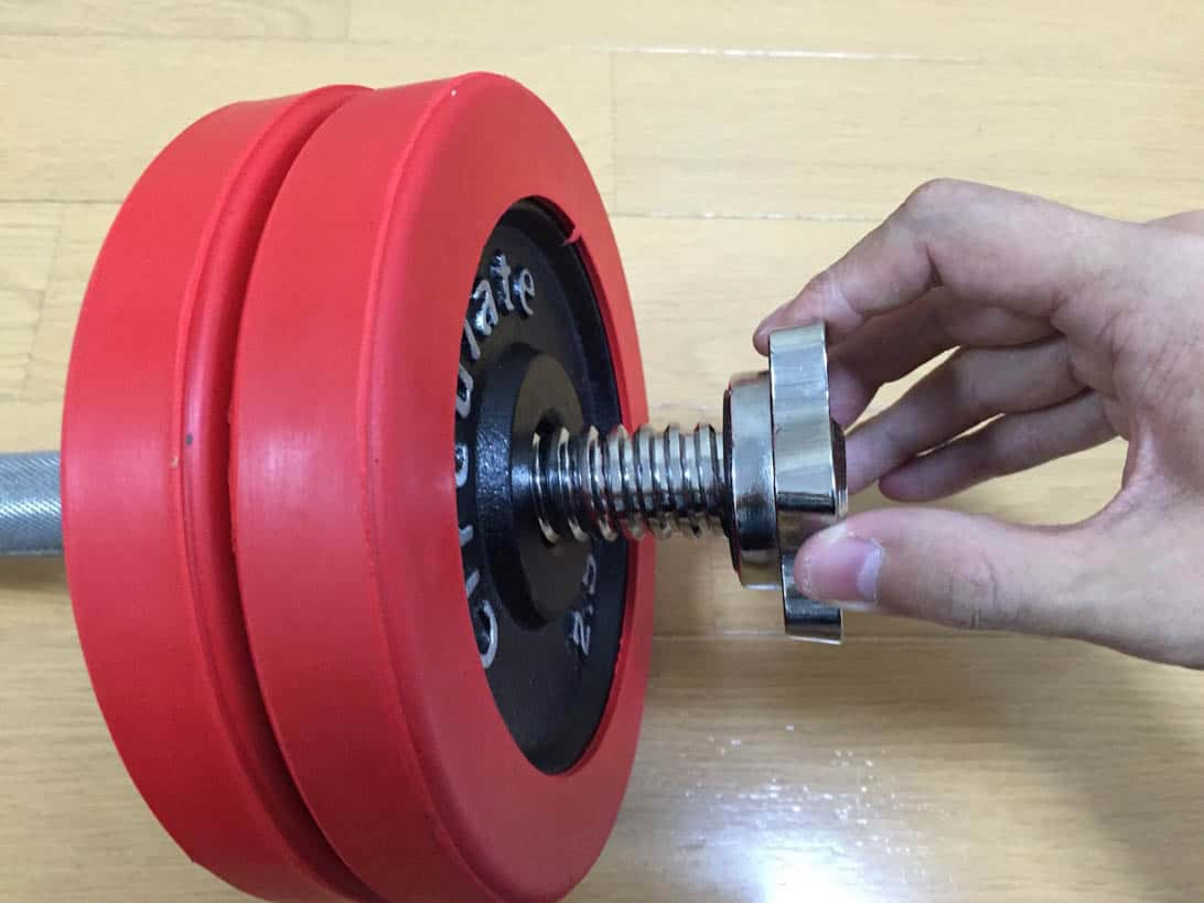Yamazen rubber dumbbell 6