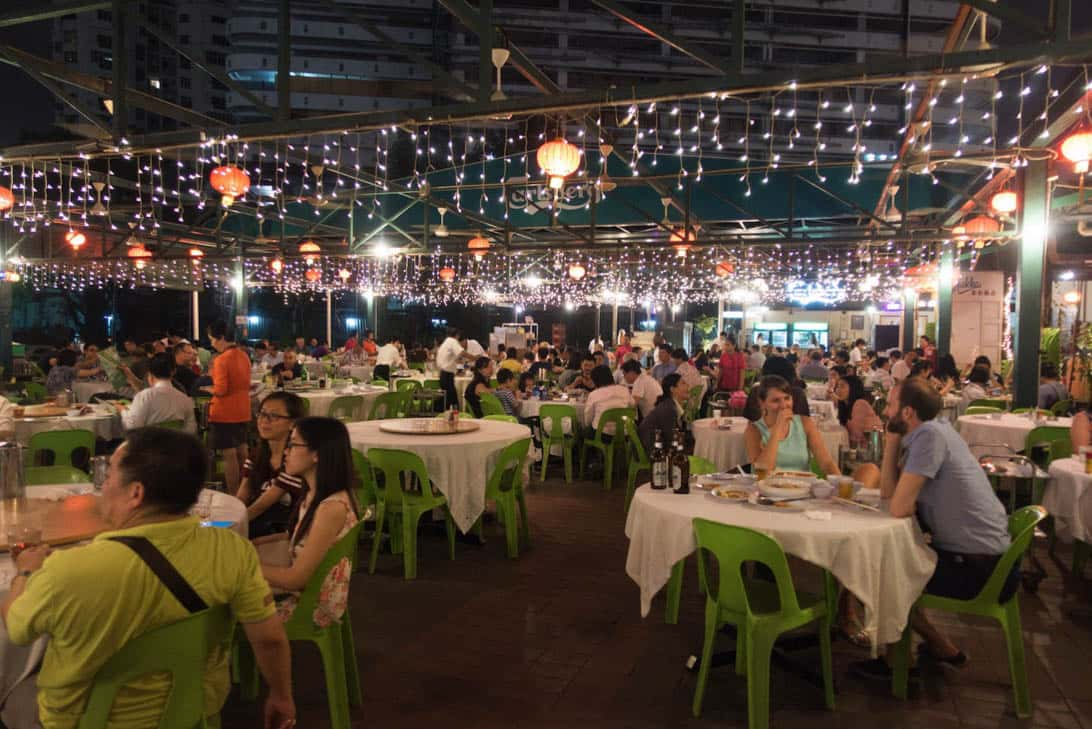 Hakka restaurant 2